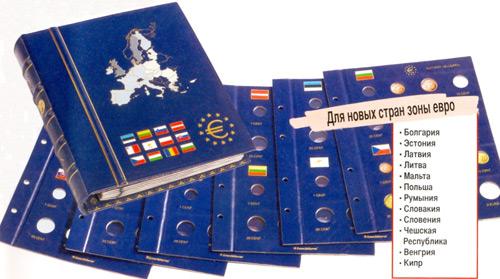 Альбом под евро монеты минелаб в москве